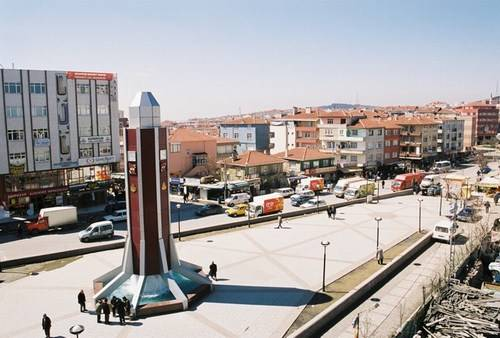 Yapılan projelerle Ümraniye'de yeni yüzüne kavuşuyor..