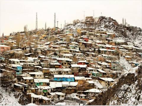 Gecekonu yığını olan Mamak'ta ciddi bir kentse dönüşüm çalışması yapılıyor.