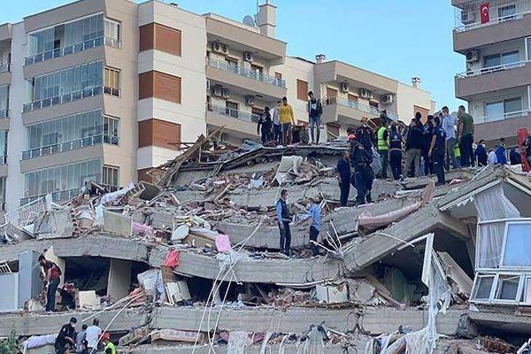 İzmir'de o bölge deprem riski taşıyor!