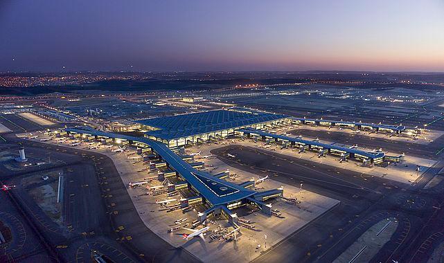 İstanbul Havalimanı, 'Dünyanın En İyi 10 Havalimanı' Sıralamasında İkinci Oldu!