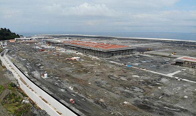 Rize-Artvin Havalimanı'nda son durum!