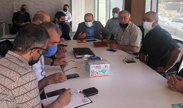 Yenifikirder Başkanı Engin Akgüzel'in Müteahhitten Komisyon Aldığı Ortaya Çıktı!