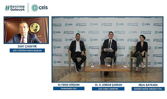ÇEİS'ten Toplumsal Cinsiyet Eşitliği için Sosyal Sorumluluk Projesi