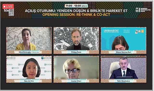 Dünyanın En Büyük Online Kent Forumu Maruf21 Gerçekleştirildi
