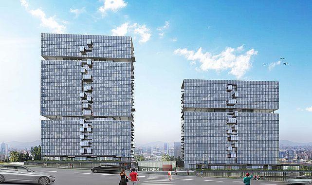 Vakıf GYO, Ankara'nın havasını değiştirecek Cubes Ankara projesini satışa sundu!