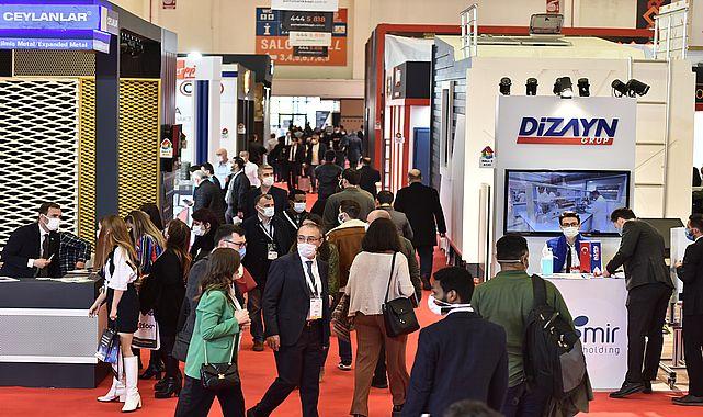 Yapı Fuarı – Turkeybuild Istanbul, kapılarını 23 – 26 Mart 2022'de TÜYAP'ta açıyor..